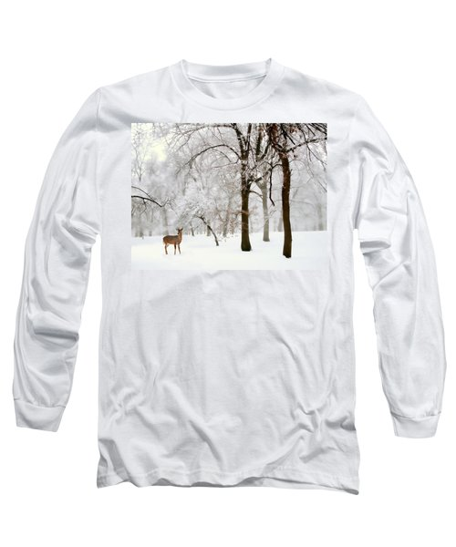 Winter's Breath Long Sleeve T-Shirt