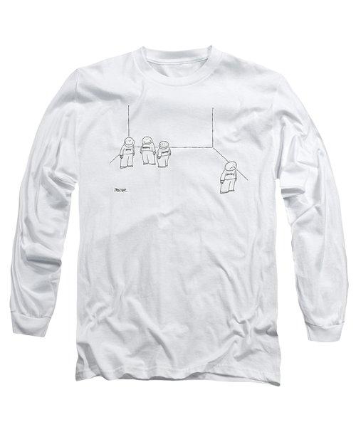 New Yorker June 1st, 2009 Long Sleeve T-Shirt