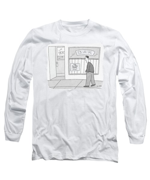 New Yorker October 24th, 2005 Long Sleeve T-Shirt