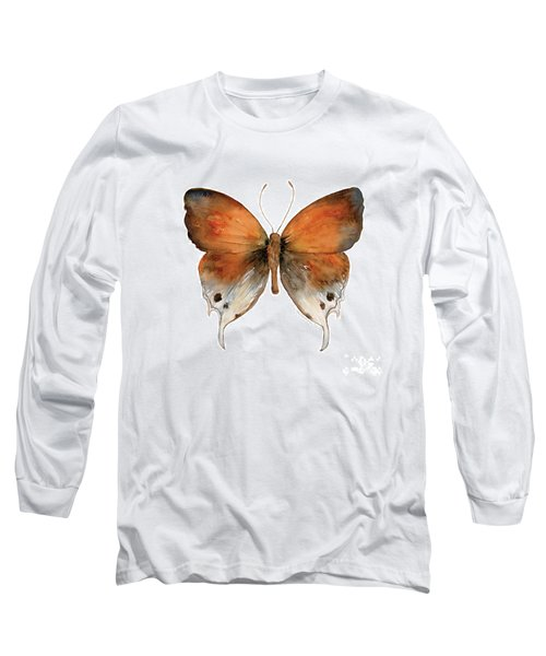 47 Mantoides Gama Butterfly Long Sleeve T-Shirt