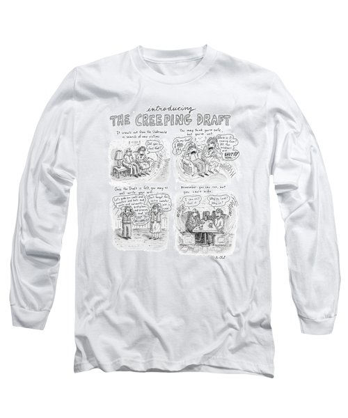 New Yorker January 15th, 2007 Long Sleeve T-Shirt