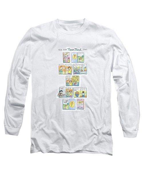 New Yorker April 7th, 2008 Long Sleeve T-Shirt