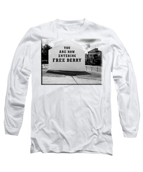 Free Derry Corner 5 Long Sleeve T-Shirt