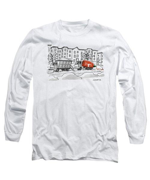 Sriracha Long Sleeve T-Shirt
