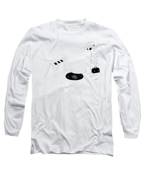 New Yorker August 29th, 2016 Long Sleeve T-Shirt