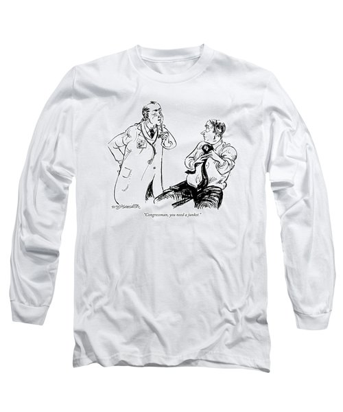 Congressman Long Sleeve T-Shirt