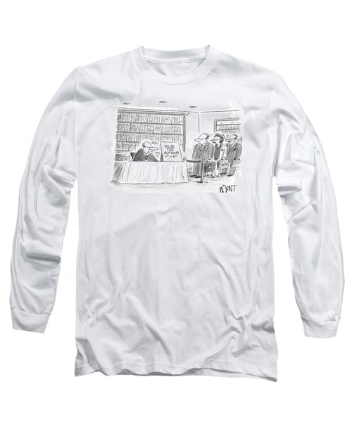 New Yorker June 12th, 2006 Long Sleeve T-Shirt