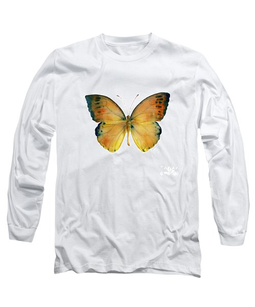 53 Leucippe Detanii Butterfly Long Sleeve T-Shirt