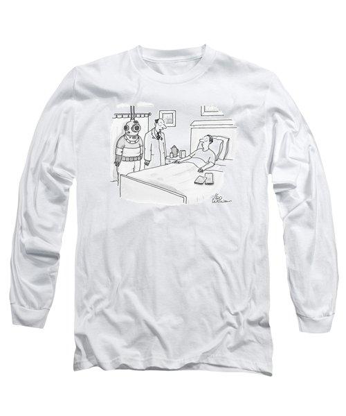 New Yorker January 14th, 2008 Long Sleeve T-Shirt