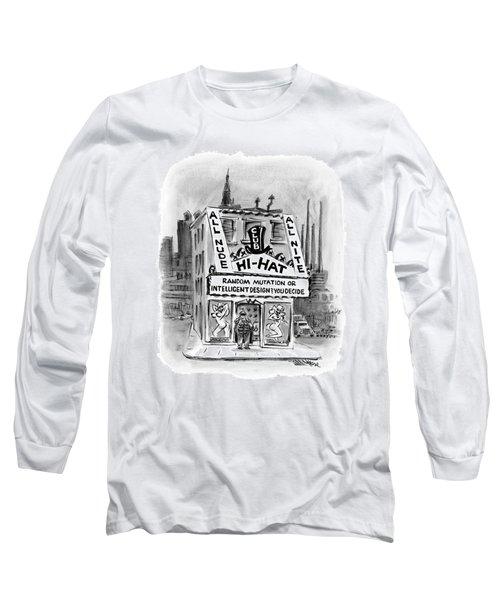New Yorker November 21st, 2005 Long Sleeve T-Shirt