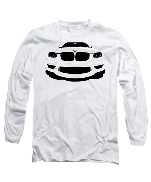 Long Sleeve T-Shirt featuring the photograph BMW by J Anthony