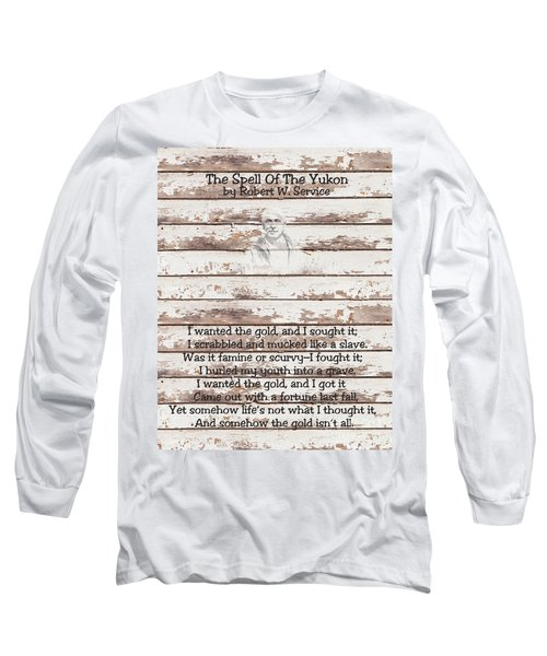 Spell Of Yukon Long Sleeve T-Shirt