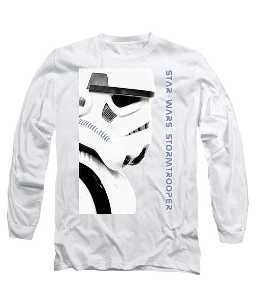 Star Wars Stormtrooper Long Sleeve T-Shirt