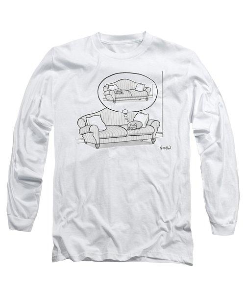 New Yorker November 6th, 2006 Long Sleeve T-Shirt