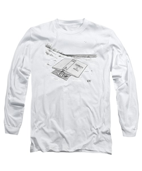 New Yorker August 9th, 2004 Long Sleeve T-Shirt