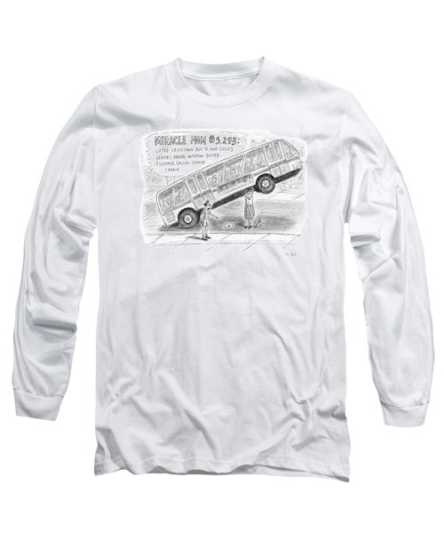 New Yorker October 8th, 2007 Long Sleeve T-Shirt