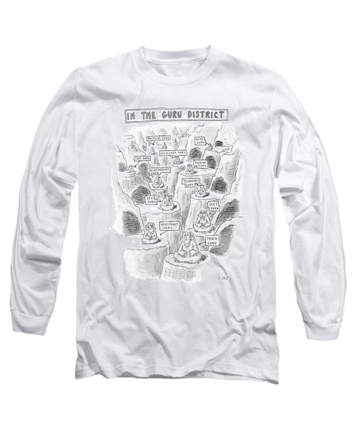 New Yorker March 10th, 2008 Long Sleeve T-Shirt