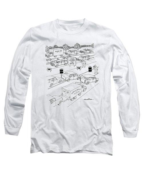 New Yorker September 20th, 2004 Long Sleeve T-Shirt