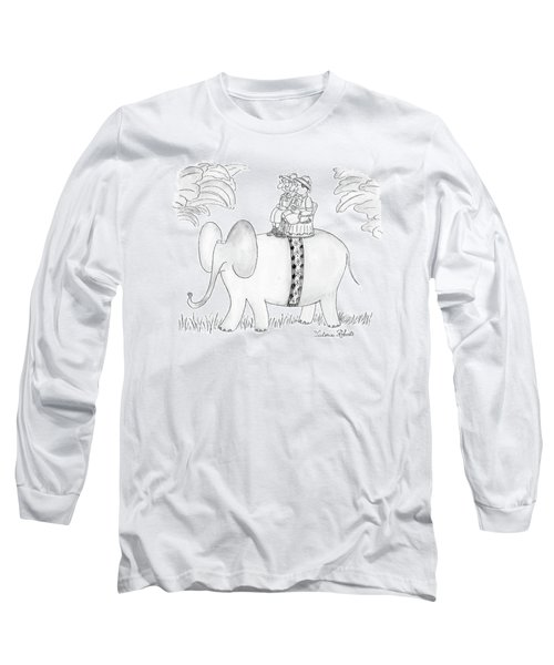 Well, Now We Know What The World Looks Like Long Sleeve T-Shirt
