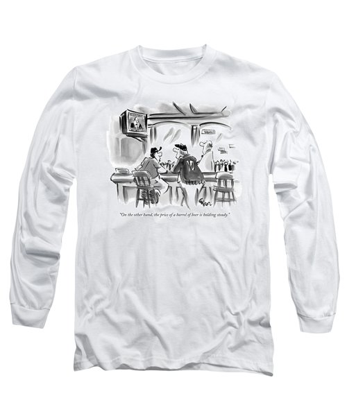 On The Other Hand Long Sleeve T-Shirt