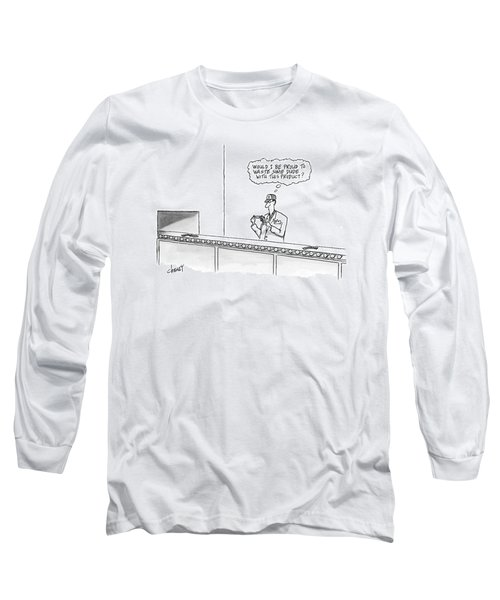 New Yorker May 16th, 2005 Long Sleeve T-Shirt