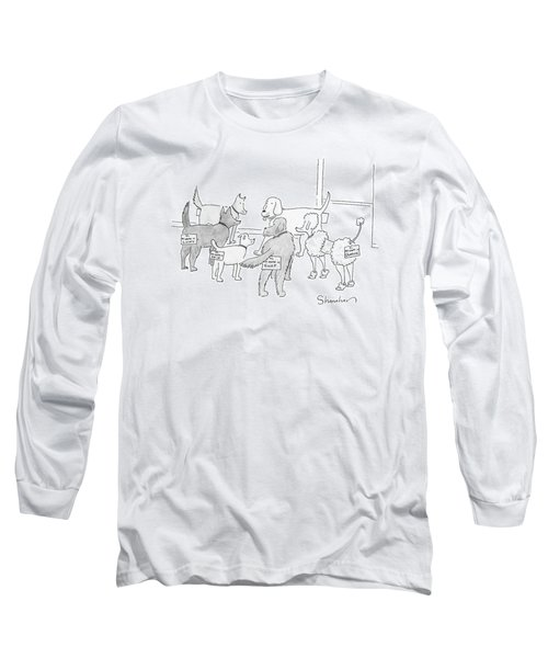 New Yorker September 17th, 2007 Long Sleeve T-Shirt
