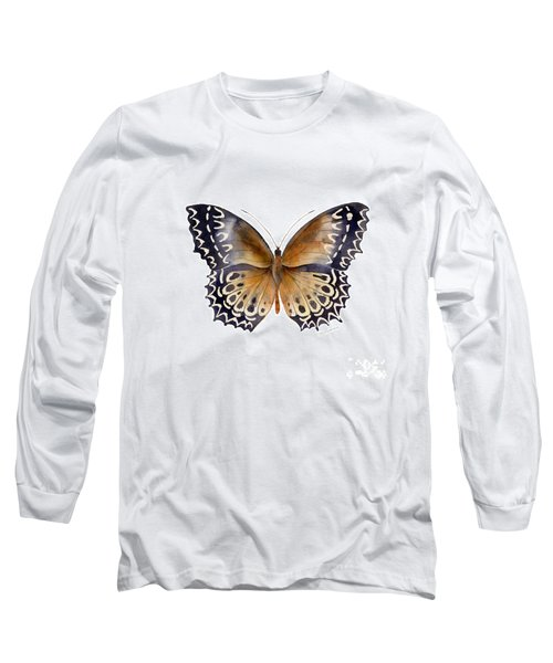 77 Cethosia Butterfly Long Sleeve T-Shirt