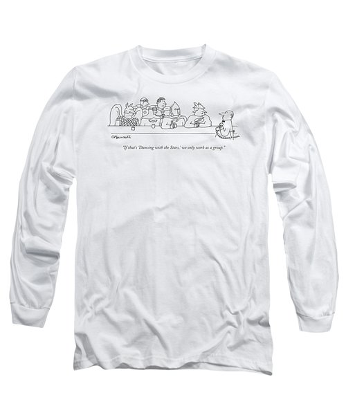 If That's 'dancing With The Stars Long Sleeve T-Shirt