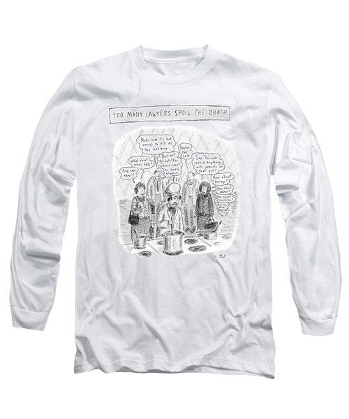 New Yorker May 21st, 2007 Long Sleeve T-Shirt