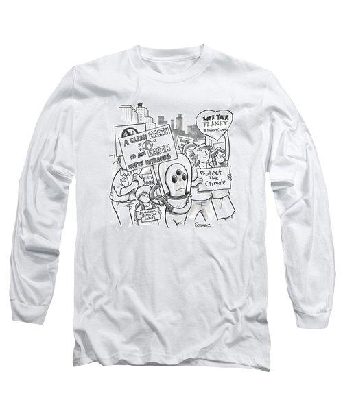 New Yorker September 19th, 2014 Long Sleeve T-Shirt