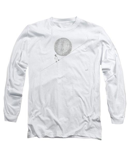 New Yorker August 22nd, 2016 Long Sleeve T-Shirt