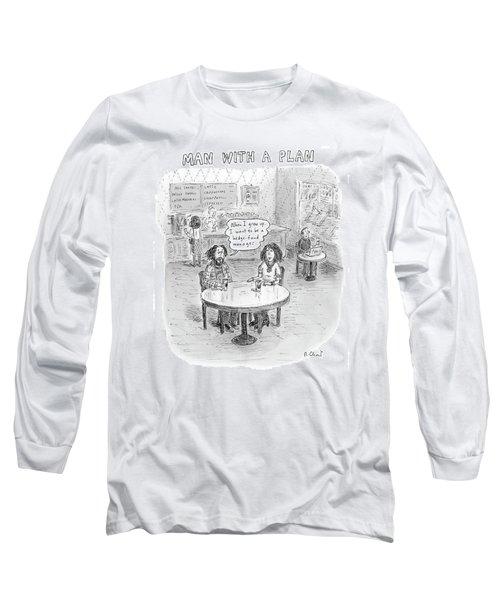 New Yorker April 9th, 2007 Long Sleeve T-Shirt