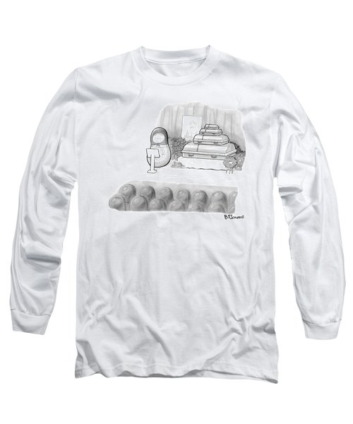 A Babushka Doll Gives The Eulogy For Another Long Sleeve T-Shirt
