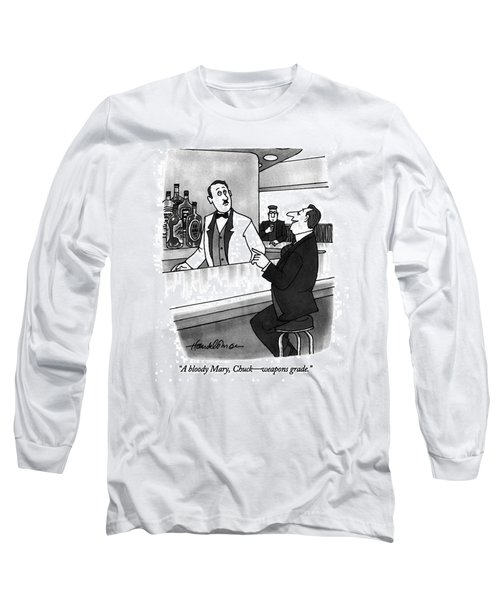 A Bloody Mary Long Sleeve T-Shirt