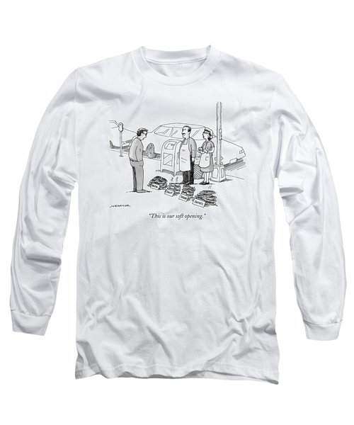 This Is Our Soft Opening Long Sleeve T-Shirt