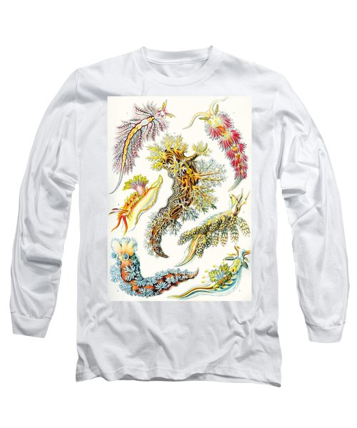 A Collection Of Nudibranchia Long Sleeve T-Shirt