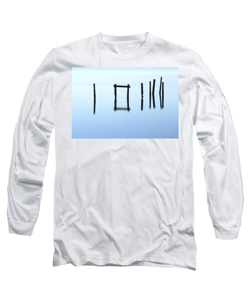 A Conversation With Nature Long Sleeve T-Shirt by Faith Williams