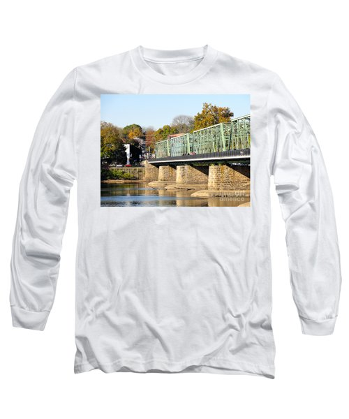 A Day For Tourists Long Sleeve T-Shirt