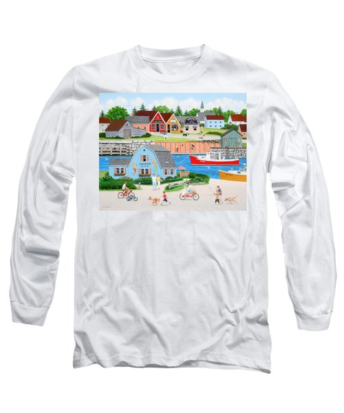 A Day With Dad Long Sleeve T-Shirt