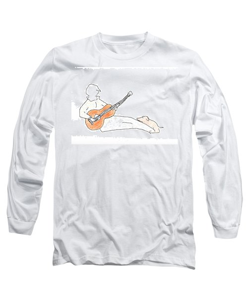 A Fan Long Sleeve T-Shirt
