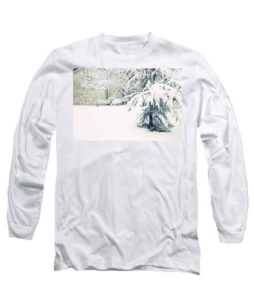 A Gentle Frosting Long Sleeve T-Shirt