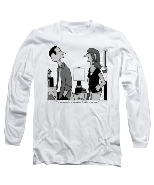 A Husband To His Wife Long Sleeve T-Shirt