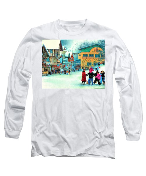A Joyful Time Long Sleeve T-Shirt