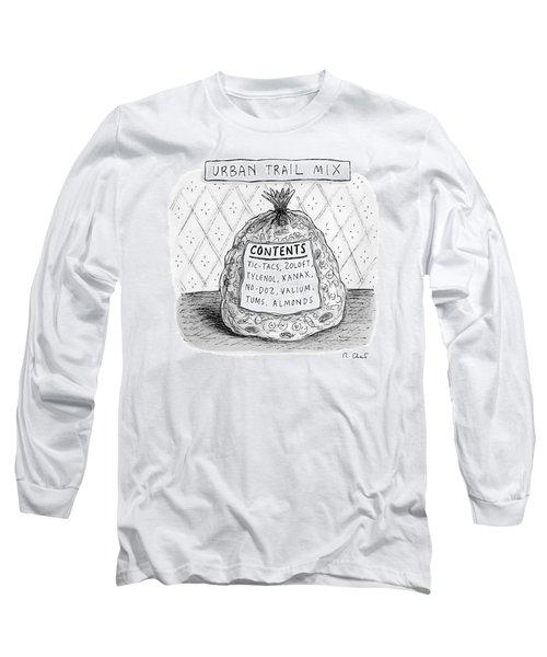 Urban Trail Mix Long Sleeve T-Shirt