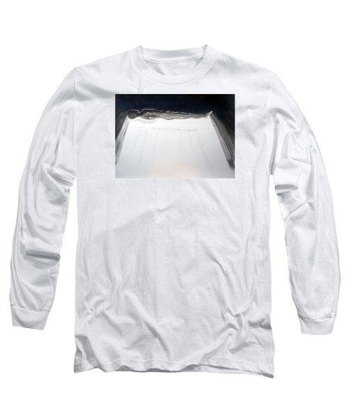 A Momentary Lapse Of Reason Long Sleeve T-Shirt by Lazaro Hurtado