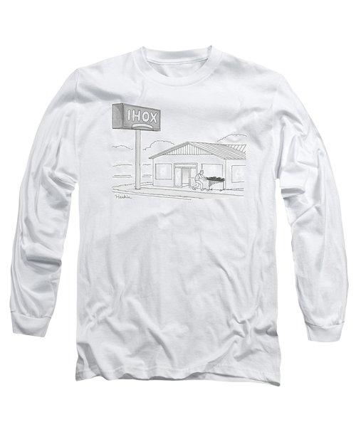 Ihox Long Sleeve T-Shirt