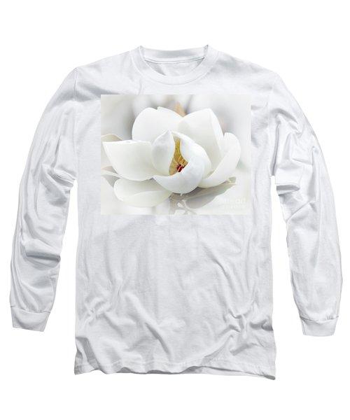 A Peek Inside Long Sleeve T-Shirt