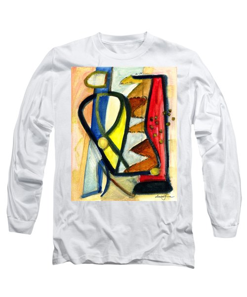 A Perfect Image Long Sleeve T-Shirt by Stephen Lucas