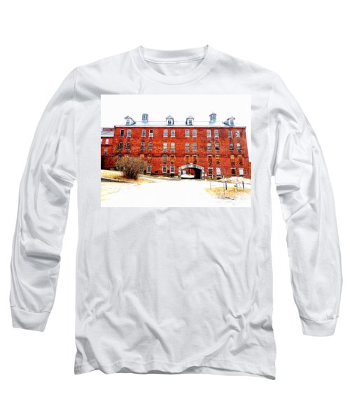 A Place Of Lost Dreams Long Sleeve T-Shirt