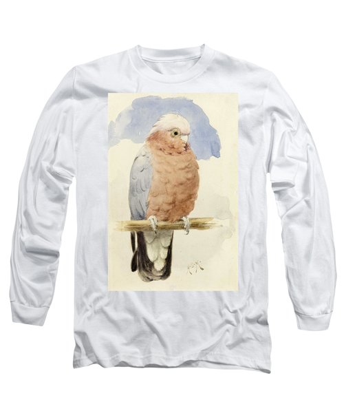 A Rose Breasted Cockatoo Long Sleeve T-Shirt